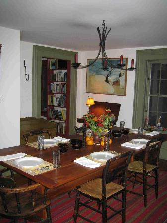 Whitford House Inn: Dining room