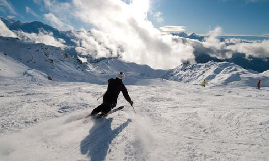 The Lodge Verbier : The Lodge Vebrier, winter sports