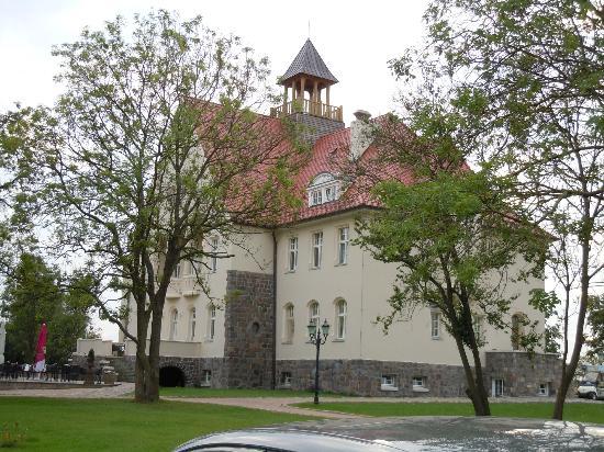 Schoß Hotel Krugsdorf