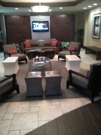 Artmore Hotel: Lobby