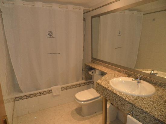 BQ Augusta: Vista baño