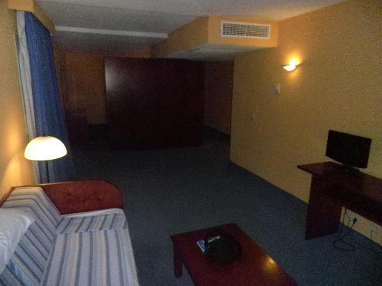BQ Augusta: Vista sala