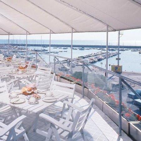 Hotel Scogliera: Il balcone