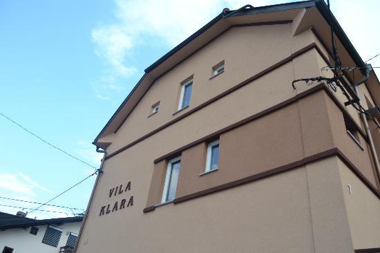 Alo Apartments `Vila Klara`: vista esterna