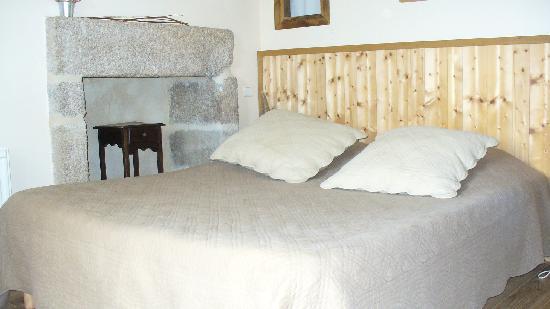 Le Petit Chatelier : Bedroom