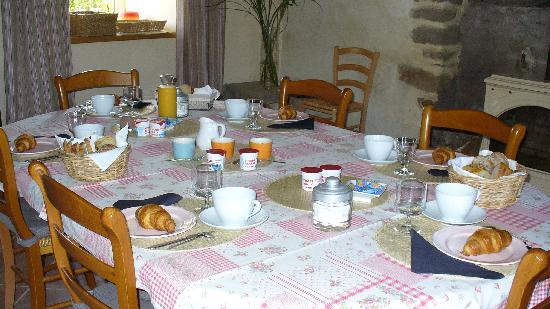 Le Petit Chatelier : Breakfast