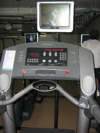 Novotel Santiago Vitacura: Fitness