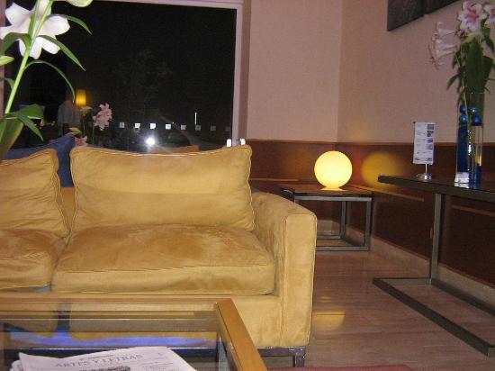 Novotel Santiago Vitacura: Hall.