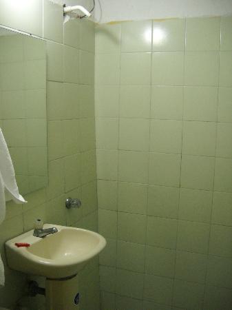 Hostal La Casona de Getsemani: Baño