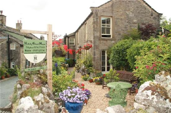 Rokeby Guesthouse: Rokbey House and Garden