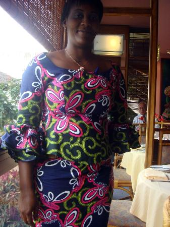 Ibis Abidjan Marcory : Cameriera