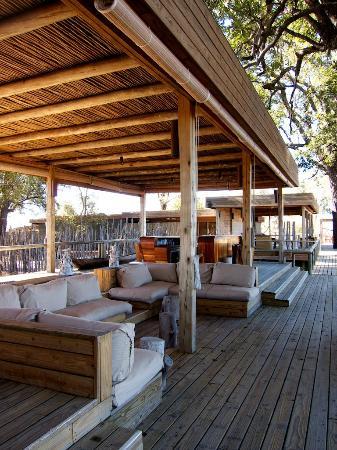 Wilderness Safaris Vumbura Plains Camp: Lobby