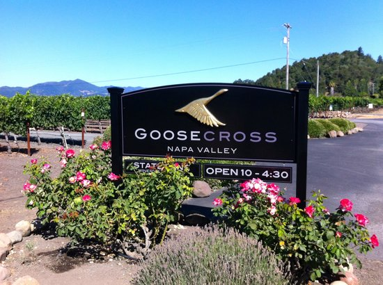 Goosecross Cellars : Welcome to Goosecross - Napa Valley
