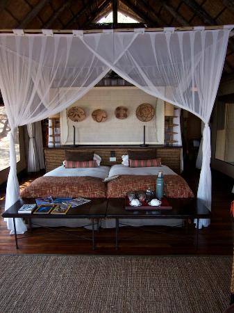Wilderness Safaris Savuti Camp: Our Tent