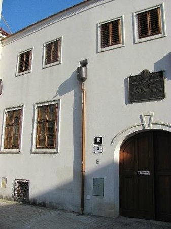 Holy Clemens Maria Hofbauer House