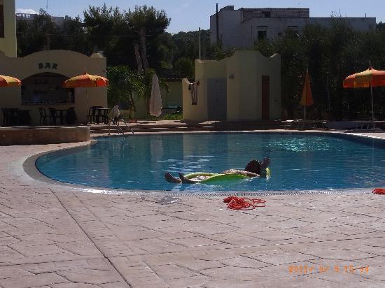 Residence Villa Candida: Der Pool