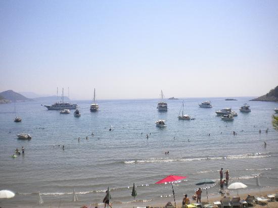 Three island cruise : Lopud- beach sunj