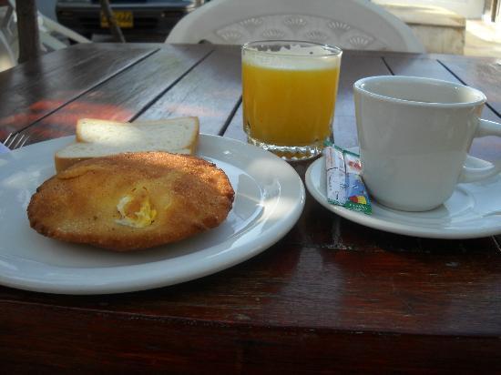 Hotel Los Veleros: Desayuno