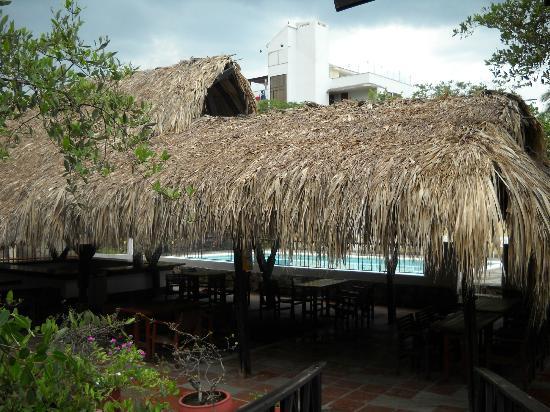 Hotel Los Veleros: Piscina