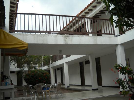 Hotel Los Veleros: Hotel