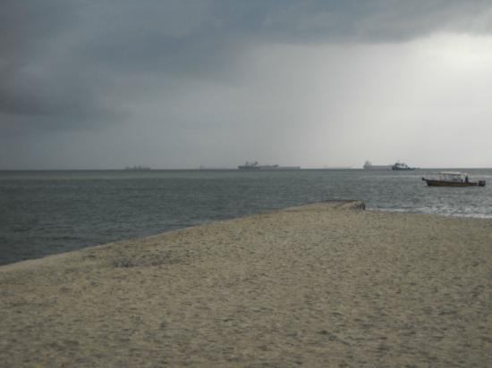 هوتل لوس فيليروس: Playa cercana