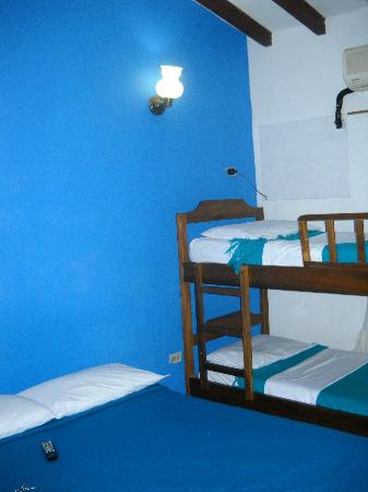 Hotel Los Veleros: Habitación