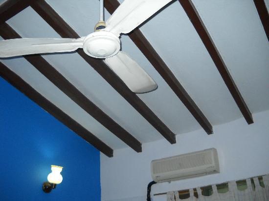 هوتل لوس فيليروس: Ventilación