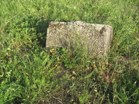 Jewish Cemetery: detail