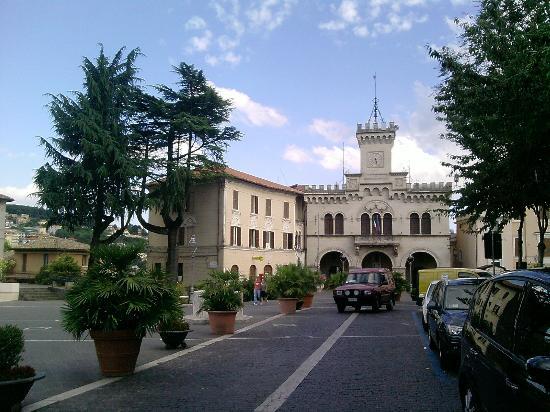 Hotel Verdi: Centro Storico
