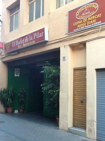 Restaurante Cala Pilar
