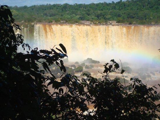 Safaris 4x4 en Cataratas del Iguazu: Saltos