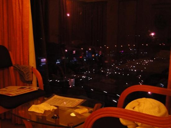 FabHotel Priyadarshini Park Mount Road : From the room