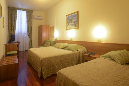 Hotel Colomba: Comfortable beds