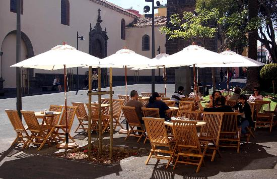 Café Palmelita - La Laguna