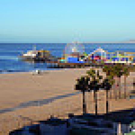 هوتل كارمل: Santa Monica
