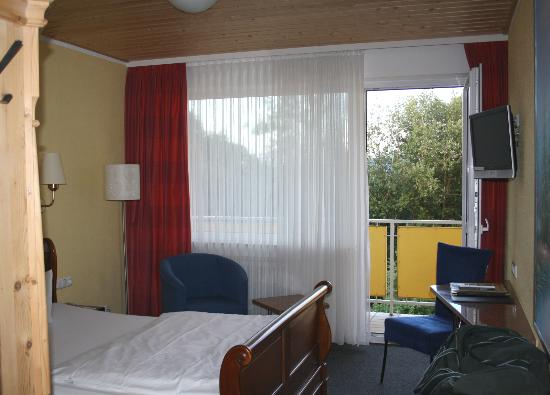 Landhotel Klingerhof: Medium-priced single room