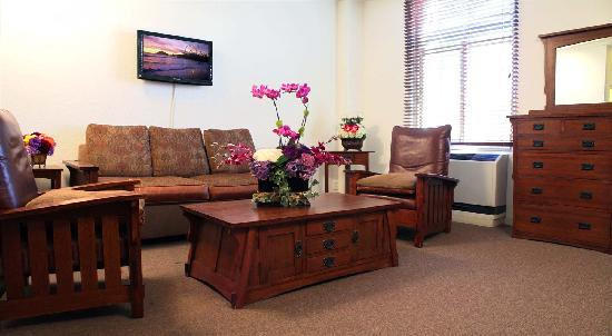 Hotel Carmel: Suite