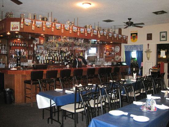 Haus Murphy's: the Bar