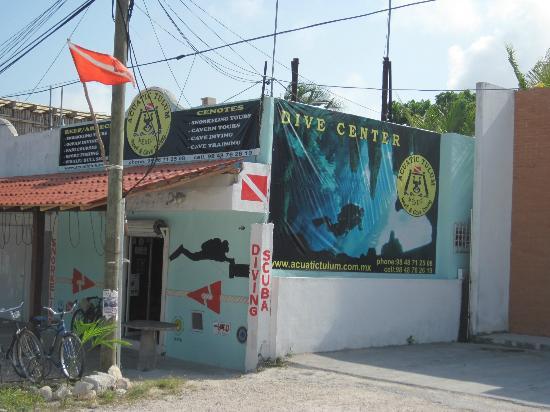 Acuatic Tulum : Tienda 4