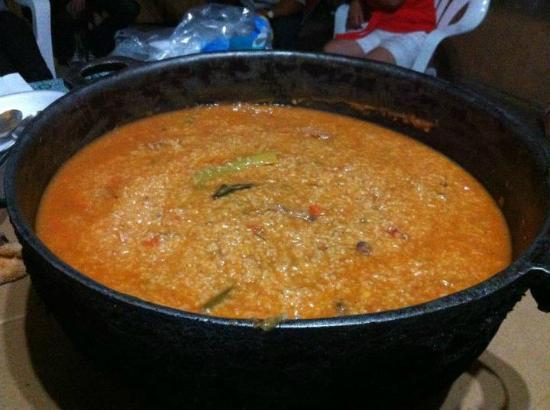Casa De Las Anas: Rice Stew