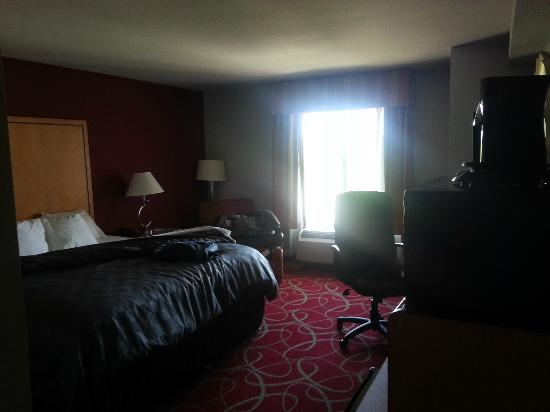 Comfort Suites Glen Allen: non-suite room