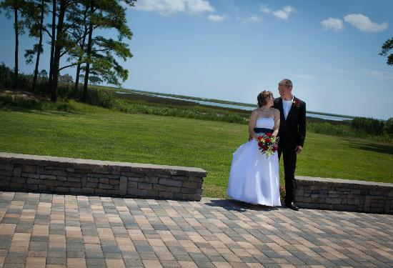 Seaford, VA: A&T Wedding Pool Deck