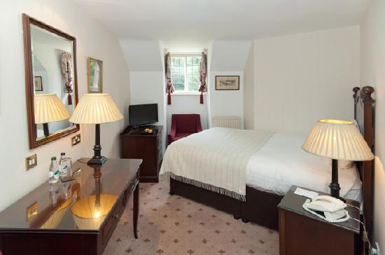 Hallmark Hotel Flitwick Manor: Single - Room 09
