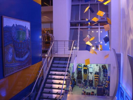 Hotel Boca By Design Suites Hall E Acesso A Loja Do Juniors