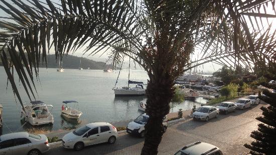 Ata Park Hotel: Las vistas