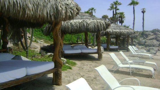 Esperanza - Auberge Resorts Collection: beach cabanas