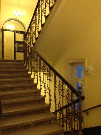 Hotel Fuerst Metternich: hallway