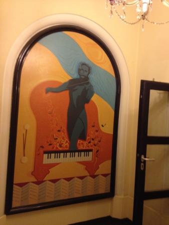 Hotel Fuerst Metternich: hallway 2