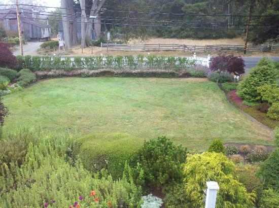 Glendeven Inn Mendocino: View from Etta's Suite