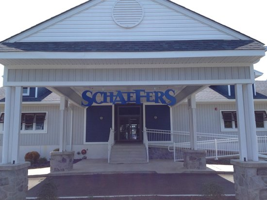 Schaefer's Canal House in Chesapeake City Maryland
